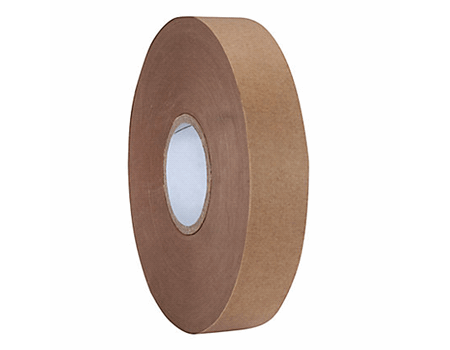 Bande papier brune pour banderoleuse de table 29mm*150M